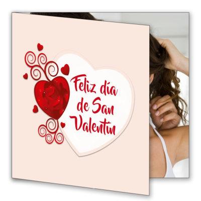 Felicitación San Valentín